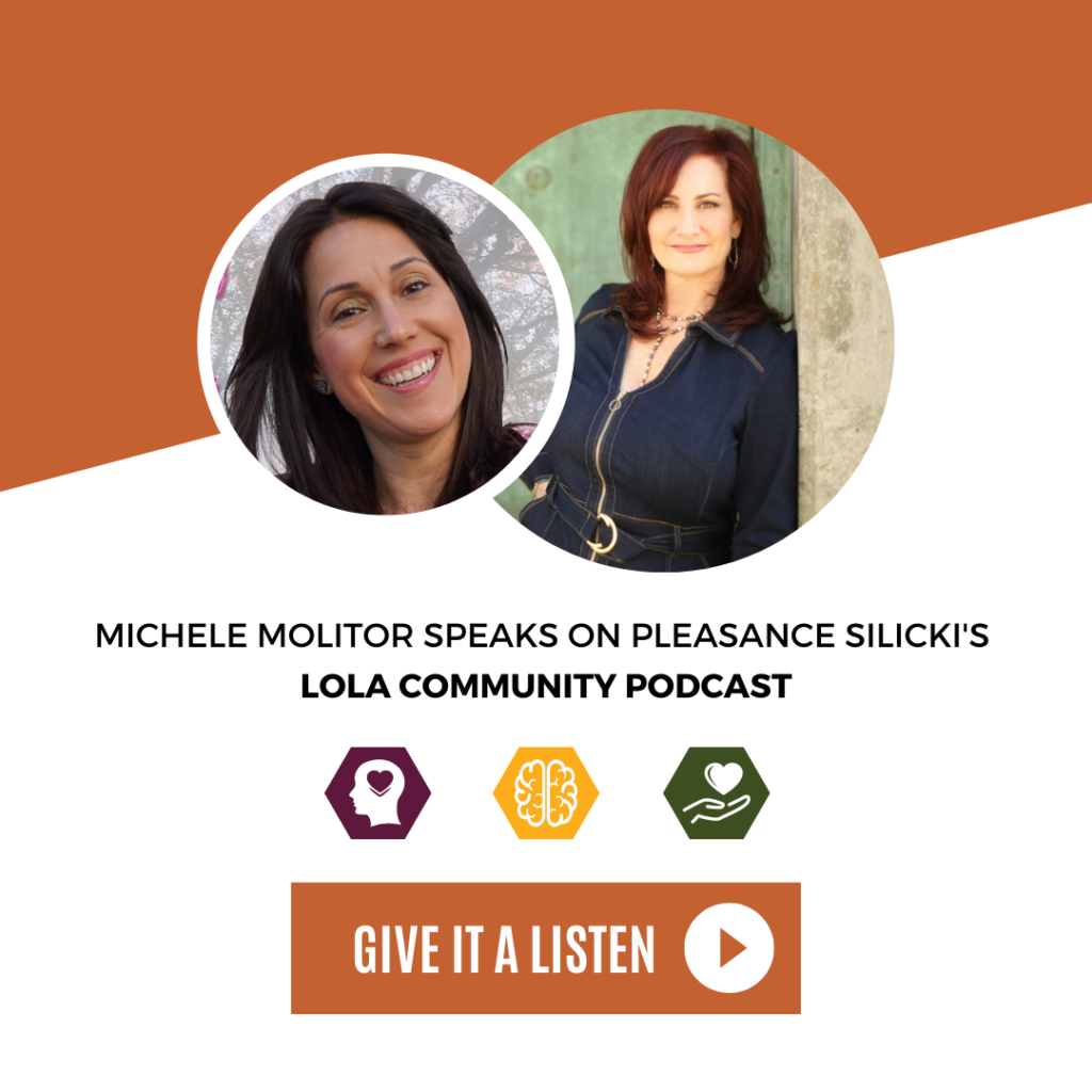 How to Rewire Your Brain to Boost Confidence- LOLA Community Podcast Episode