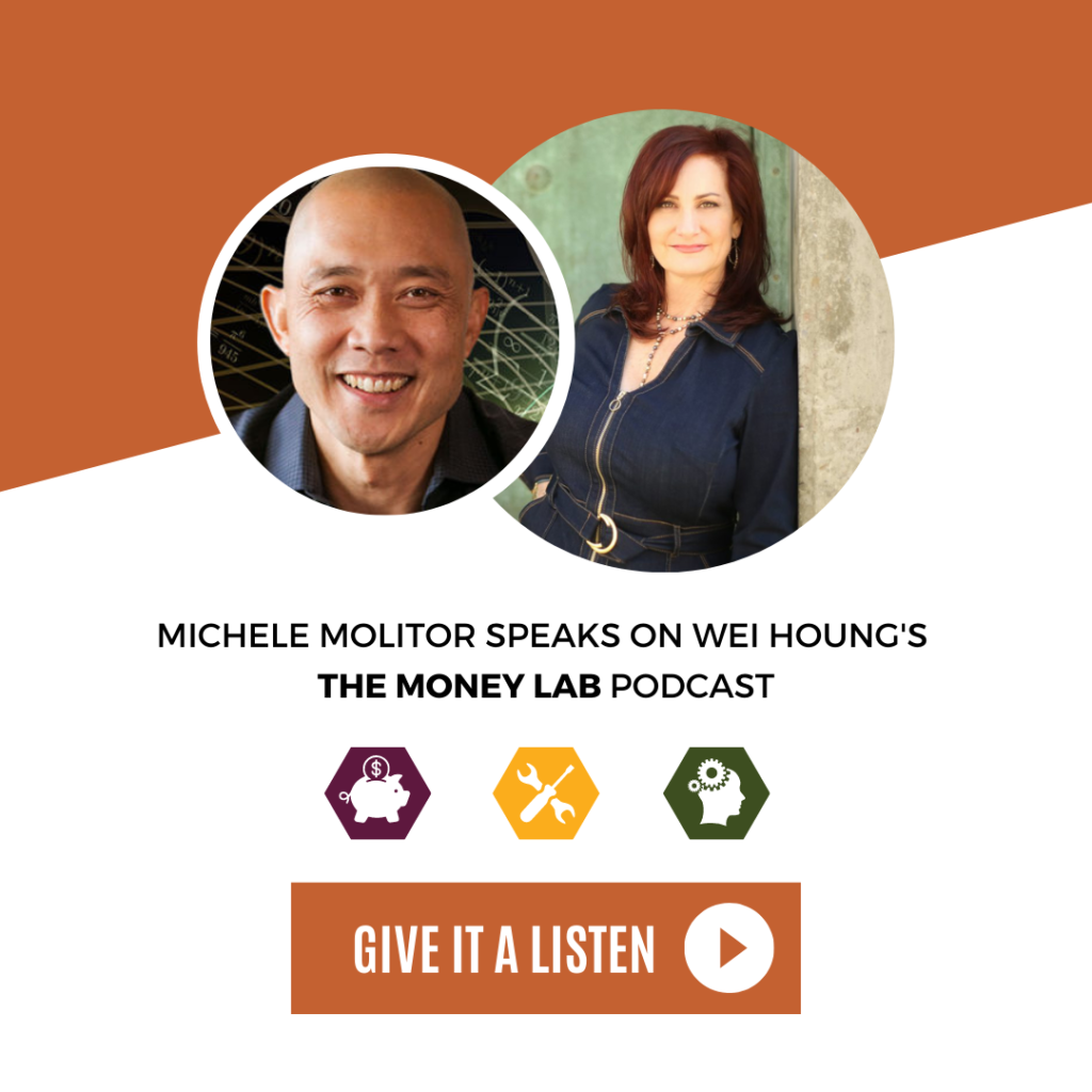 """The """"You Will Not Be Loved If You Have Money"""" Money Story- the Money Lab Podcast Episode"""