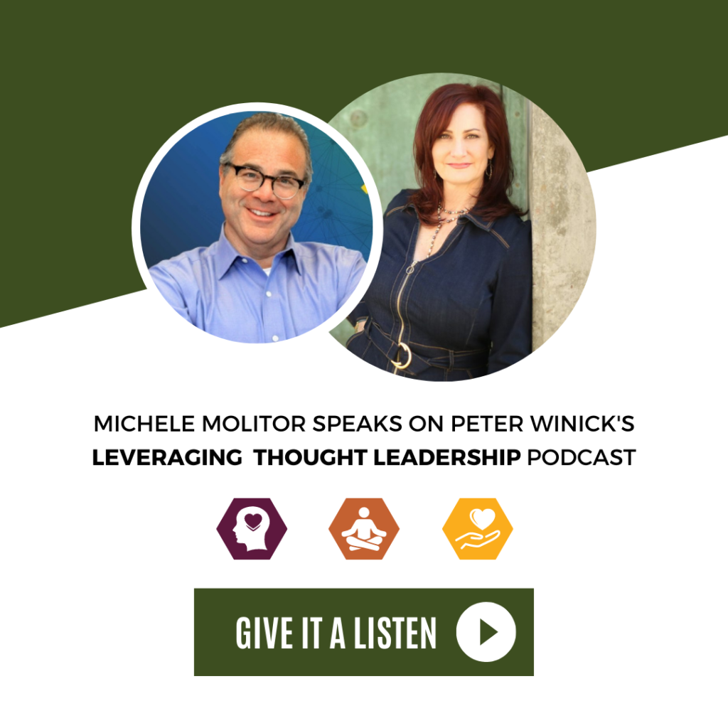 Content Confidence- Leveraging Thought Leadership Podcast Episode