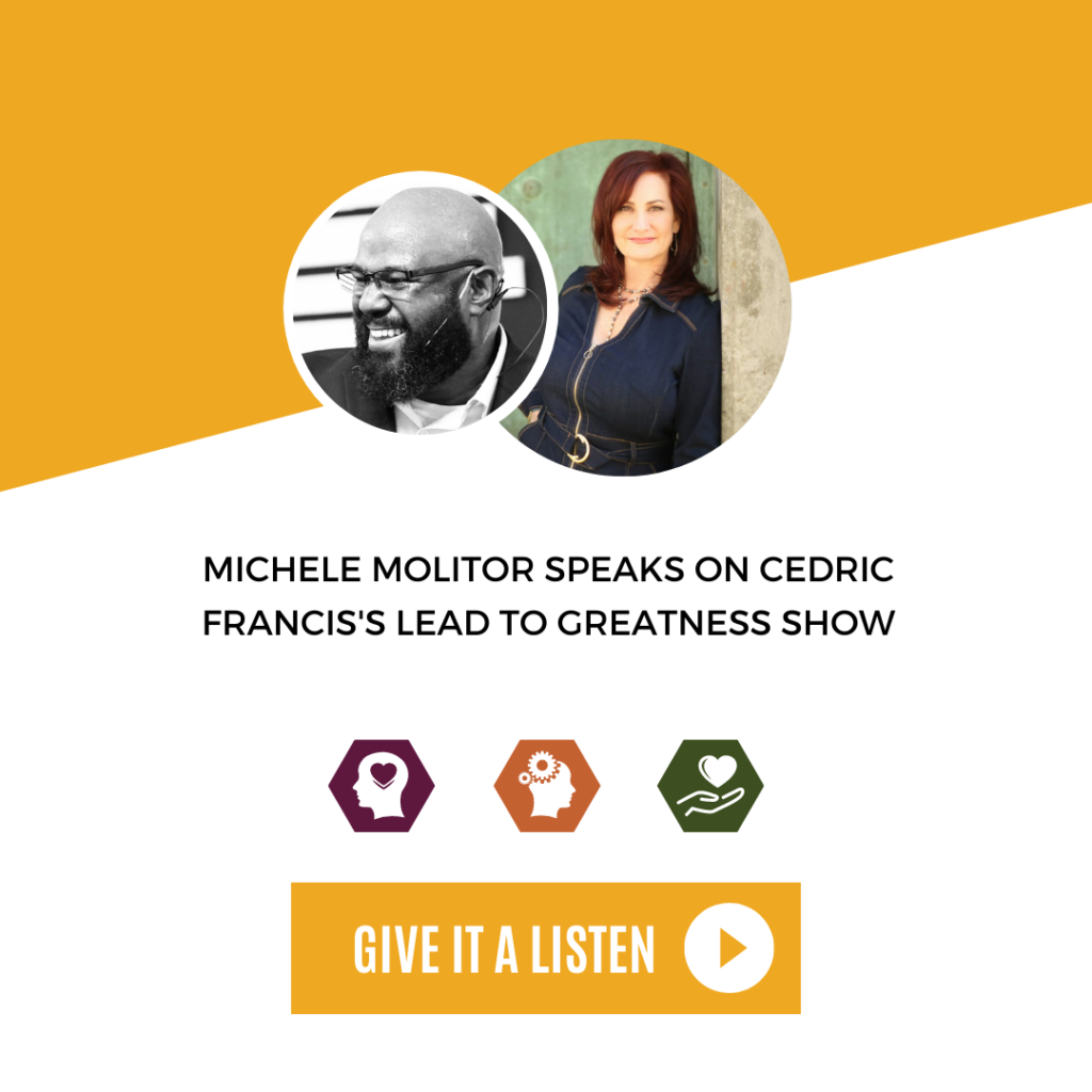 Lead To Greatness Podcast: Transformational Mindset with Michele Molitor