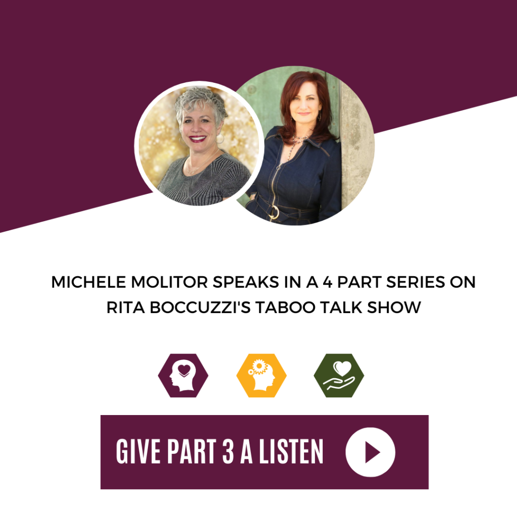 Part 3 – Brakthrough the Taboo Talk – What's keeping you down and sabotaging your worthiness!